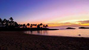 【アクティブシニア海外旅行】ハワイで結婚35周年記念のひとときを過ごす