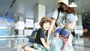 【子連れ海外旅行記】1歳・3歳とケアンズへ。二人の子供を飽きさせない秘策とは?