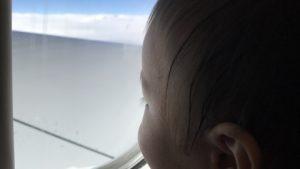 【子連れ海外旅行記】1歳の娘とハワイへ。他のお客さんからちょっとキツイ一言も。