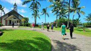 ハワイで子供が発熱。英語も話せない中ピンチを救ったのは?